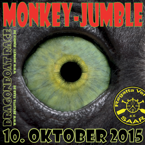 Flyer Monkey-Jumble 2013